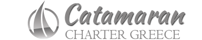 catamaran charter greece Main Logo