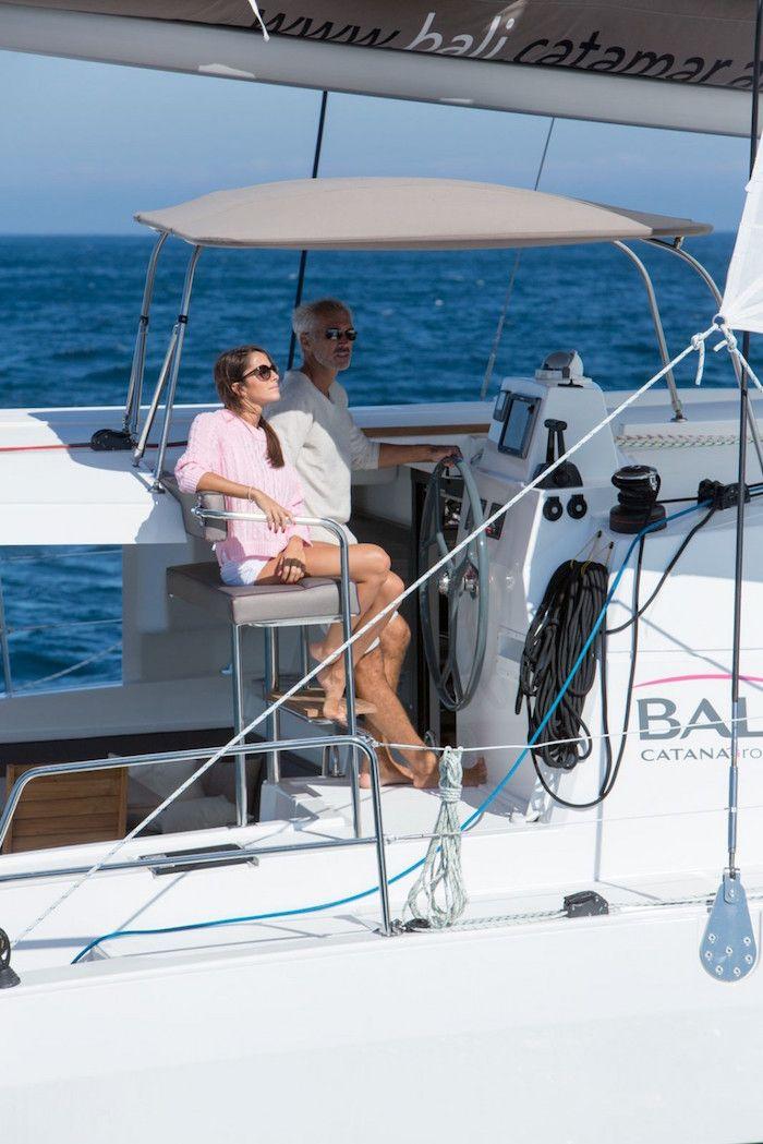 Bali 4.5 Catamaran Charter Greece