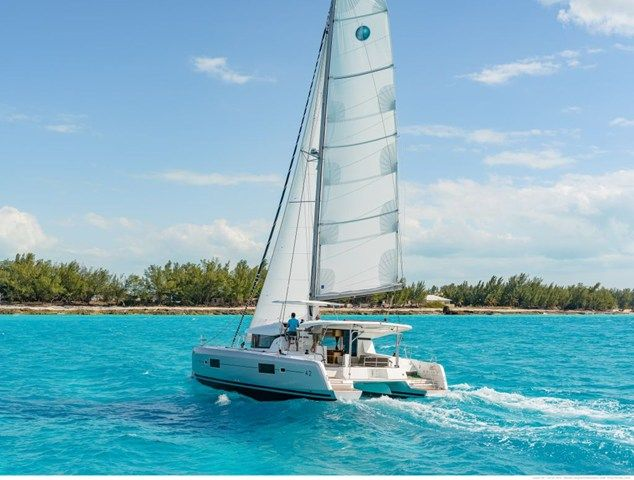 Lagoon 42 Catamaran Charter Greece